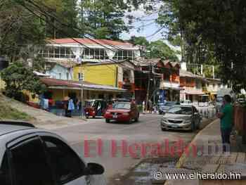 Habilitan dos calles alternas al municipio de Santa Lucía - ElHeraldo.hn