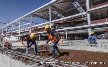 Acero amenaza el precio de Dos Bocas, Santa Lucía y Tren maya - El Sol de Cuernavaca