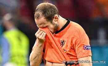 Eurocopa: Daley Blind lloró por Eriksen al recordar un momento símil en su carrera - Debate