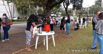 Servidores municipais de Ipatinga entram em greve por reposição salarial - Estado de Minas