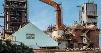 Usiminas retoma as operações do Alto-Forno 2 em Ipatinga - Estado de Minas