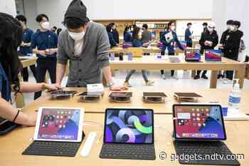 Apple Leads Global Tablet Market in Q1 2021, Basic iPad Models Bestsellers: Counterpoint
