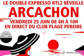Assistez au Double Expresso en direct d'Arcachon avec RTL2 Bordeaux - RTL2.fr