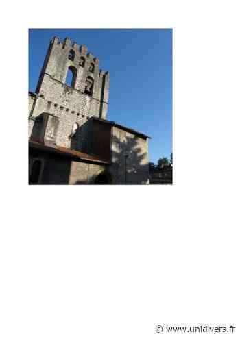 Visite guidée Église Saint-Valier samedi 18 septembre 2021 - Unidivers