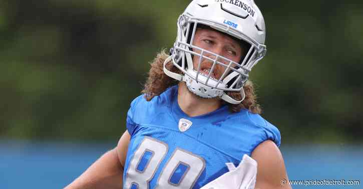 10 things we learned from Detroit Lions OTAs, minicamp