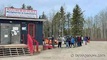 Power outage causes line-ups in La Ronge - larongeNOW