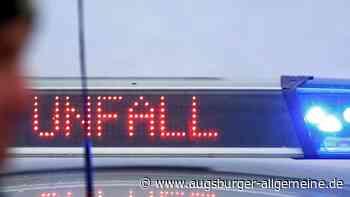 Vollbremsung: Motorradfahrer verliert Kontrolle und stürzt in Senden