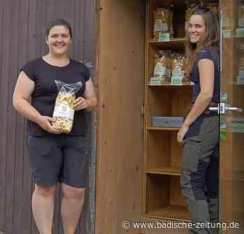 Landwirt bietet Nudeln im Direktvertrieb an - Schwanau - Badische Zeitung