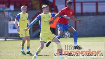 Mo Sagaf extends Dagenham & Redbridge stay - Ilford Recorder