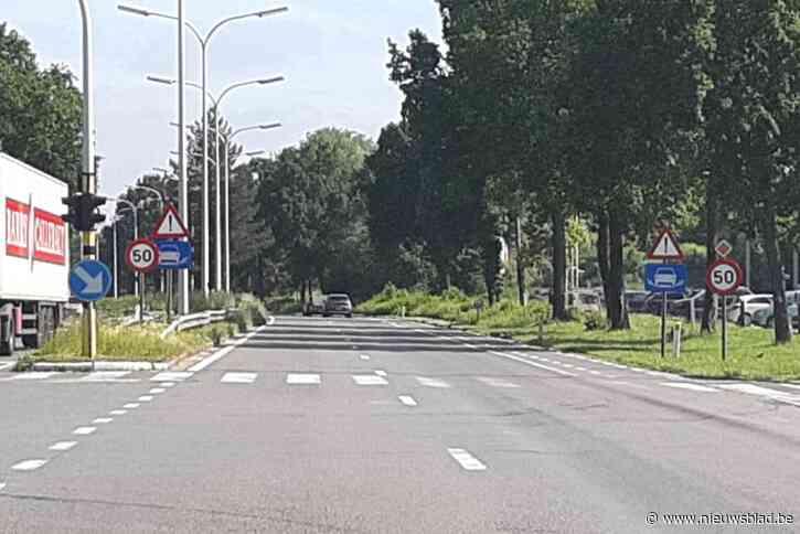 Gewest verstrengt snelheidsregels na klachten over gevaarlijke spoorvorming op N41