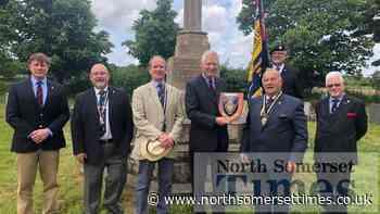 Presentation for Major General Sir William Cubitt - North Somerset Times