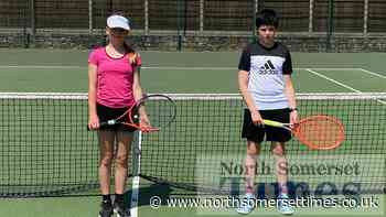 North Somerset Tennis Academy duo on Road to Wimbledon - North Somerset Times