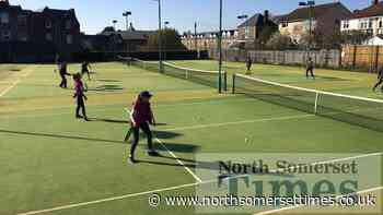 Clevedon LTC launch new beginners groups - North Somerset Times