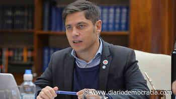 Kicillof visita Junín - Diario Democracia