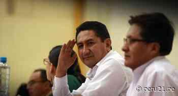 Declaran improcedente la demanda de habeas corpus a favor de Vladimir Cerrón - Diario Perú21