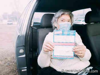 El 70% de los anotados en Junín, ya recibió la primera dosis - Diario La Verdad Junín