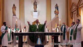 El Arzobispo ofició una misa en Junín pidiendo por enfermos y fallecidos de Covid - Diario La Verdad Junín