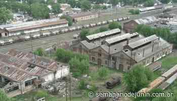 Historia de los Talleres Ferroviario, historia de familia - semanariodejunin.com.ar