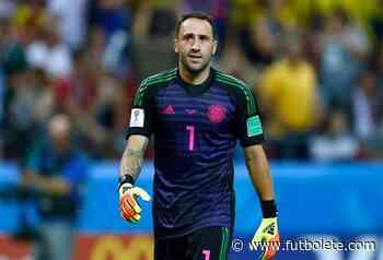 ¿Cuándo juega David Ospina con Colombia por la Copa América 2021? - Futbolete