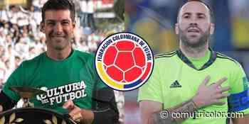 EXJUGADORES DEL FÚTBOL COLOMBANO | Comentarios de Gastón Pezzuti sobre David Ospina como capitán de la selección Colombia - Comutricolor