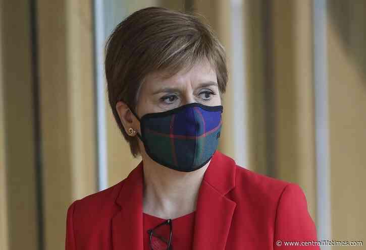 Covid Scotland: Nicola Sturgeon to give lockdown update - centralfifetimes.com
