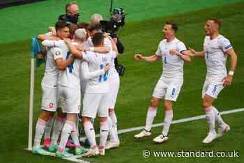 Scotland 0-2 Czech Republic LIVE! Schick halfway line goal; Euros result, highlights, latest news and reaction - Evening Standard