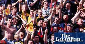When Scotland went to their first Euros in 1992 and made fans proud - The Guardian