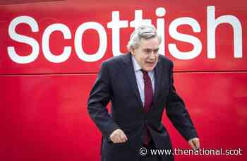 Gordon Brown claims indy debate could spark '50 years Scotland-England conflict' - The National
