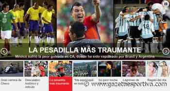 Osorio assume culpa pela eliminação traumática e os 7 a 0 diante do Chile - Gazeta Esportiva