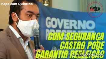 Projetos de segurança de Claudio Castro podem garantir sua reeleição em 2022 - Diário do Rio de Janeiro