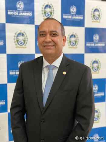 Max Lemos é nomeado por Cláudio Castro secretário de Infraestrutura e Obras do RJ - G1
