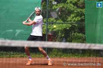 Auftakt zur Tennis-Sommersaison: Bad Zwischenahn glückt Neustart - Nordwest-Zeitung