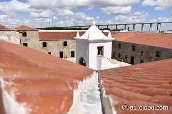 Obras da Fortaleza dos Reis Magos atingem 84% de conclusão em Natal - G1