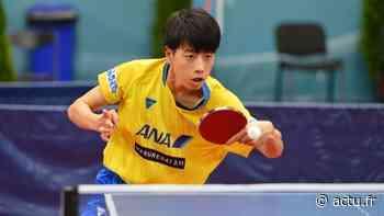 Un Japonais signe à La Bayard tennis de table d'Argentan - actu.fr