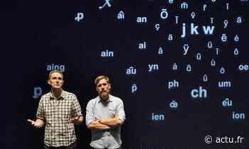 Au Quai des arts d'Argentan, une vision pop et drôle de l'orthographe - actu.fr
