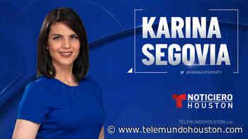 Karina Segovia - Telemundo Houston
