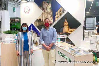 Segovia y su provincia han participado en la feria de turismo B-Travel - El Adelantado de Segovia