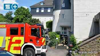 Siegen: Undefinierbare Flüssigkeit – ABC-Einsatz in Bunker - WP News