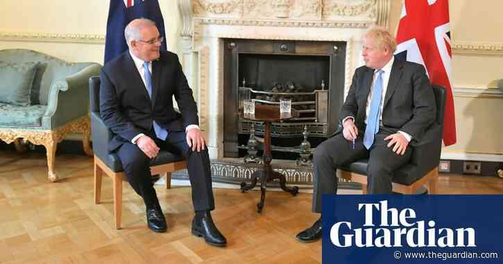 Farmers raise concerns as Boris Johnson hails 'historic' UK-Australia trade deal