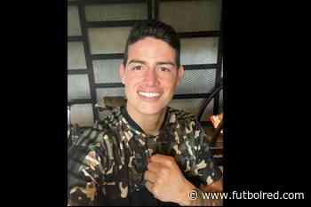 El mensaje de James Rodríguez a los hinchas de Junior de Barranquilla - FutbolRed