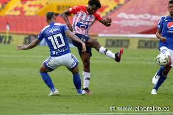 Declaraciones de Didier Moreno tras el Millonarios vs. Junior - EL HERALDO