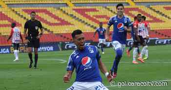 Millonarios vs Junior EN VIVO: alineaciones, mejores jugadas y estadísticas de los jugadores - Gol Caracol