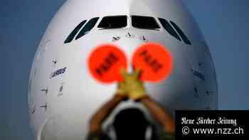 Die EU und die USA beenden nach 17 Jahren den Streit um Subventionen für Flugzeugbauer