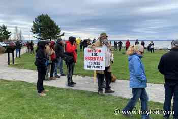 More fines for Freedom Rally participants