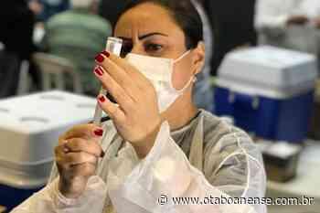 Coronavírus: Juquitiba vacina pessoas de 55 a 59 anos a partir desta segunda-feira, dia 14 - Portal O Taboanense