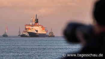 MOSAIC-Expedition: Schlechte Nachrichten aus der Arktis