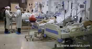 La ocupación de camas UCI para pacientes con coronavirus en Bogotá vuelve a subir y llega al 97,6 % - Semana