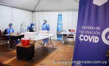Desciende letalidad del coronavirus en Uruguay y en el GACH lo atribuyen a las vacunas - El Observador