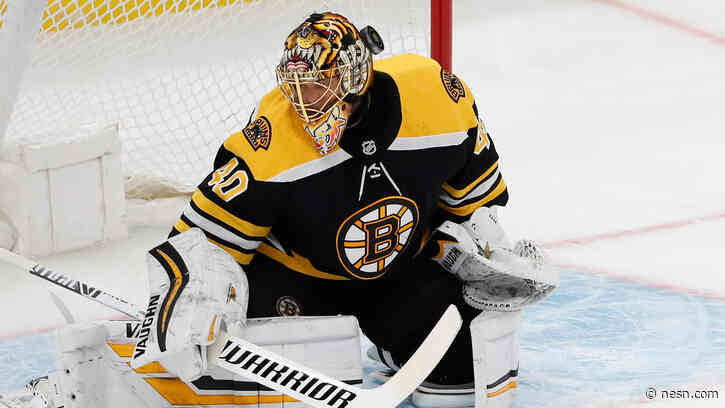 Bruce Cassidy Explains Decision To Stick With Tuukka Rask In Net