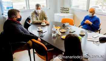 Funcionarios visitan empresas beneficiadas con el programa Repro - semanariodejunin.com.ar